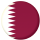 Qatar Country Flag 25mm Pin Button Badge